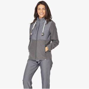 Figs 251 Performance Fleece Jacket Small
